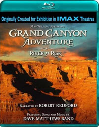 Grand Canyon Adventure Bluray