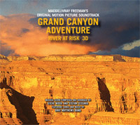 Grand Canyon Adventure CD