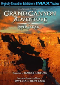 Grand Canyon Adventure DVD